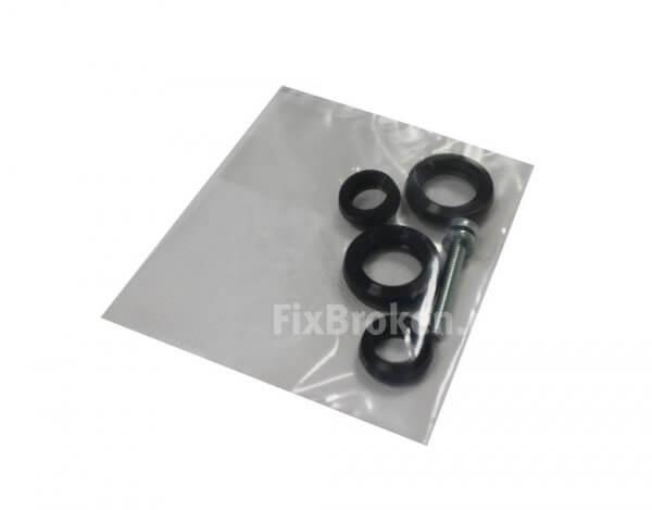 Комплект прокладок и болта для крепления вторичного теплообменника Buderus U072-24K WBN6000