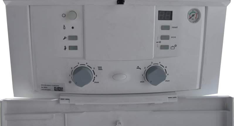 Панель управления котлом Bosch GAZ 7000 W ZWC