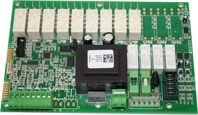 Плата управления электрическим котлом Protherm скат
