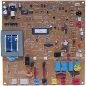 Блок управления тип 350 MSC