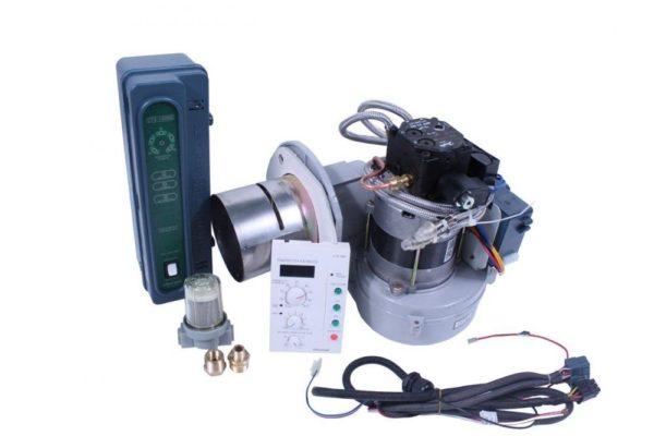 Комплект горелка жидкотопливная TURBO - 100R (116
