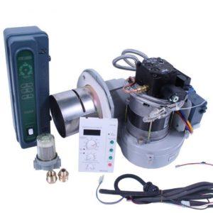 Комплект горелка жидкотопливная TURBO - 50R (58 кВт)