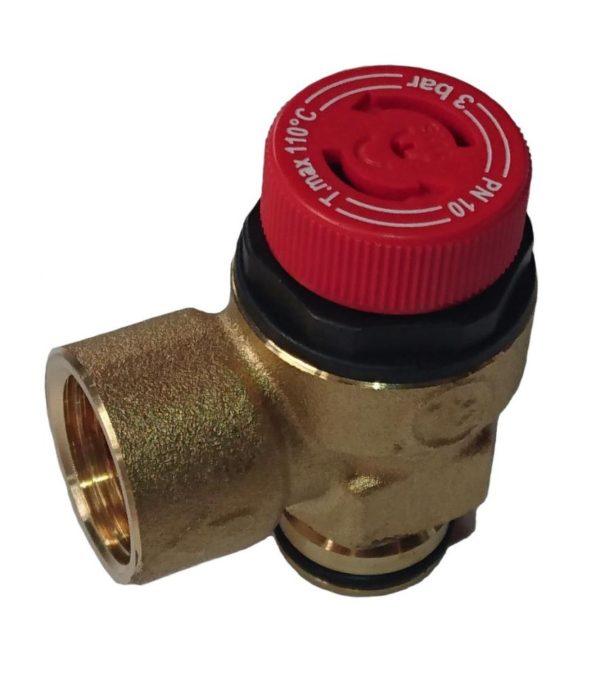 Предохранительный клапан 3бар (9951170) Baxi