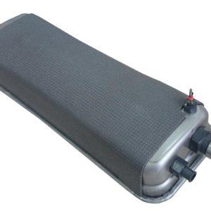 Расширительный бак со встроенным теплообменником ГВС для модели TWIN ALPHA 25-30
