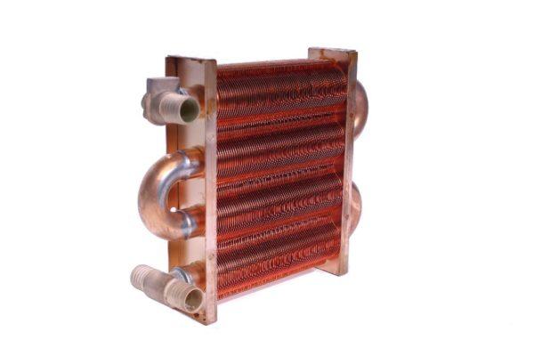 Теплообменник для моделей : 100 ICH/MSC (67 ребер)