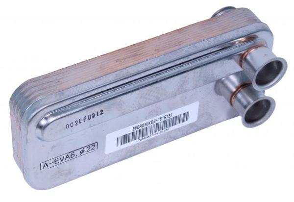 Теплообменник ГВС Ace 13-20K/Coaxial 13-20K/Atmo 13-16A (PAS161STS_001)