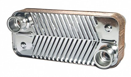 Теплообменник ГВС Ace 30K/Coaxial 30K (PAS25KHE_004