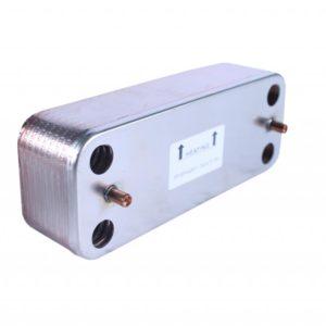 Теплообменник ГВС DIVAtech C/F 24D/DIVA C/F 16-24 10 пластин (39842130) (37405870)