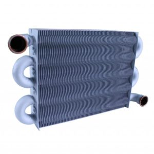 Теплообменник первичный DIVAtech C24D/DIVAtop HC24/DIVAtop micro C24/DIVA C13-24(39820880)(37404280)