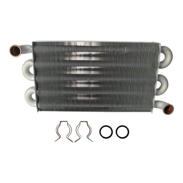 Теплообменник первичный DIVAtech F32D/DIVAtop HF32/DIVAtop micro F32/DIVA F28-32(39822210)(37404090)