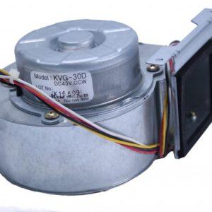 Вентилятор KVG-30D для модели WORLD 5000 20-30