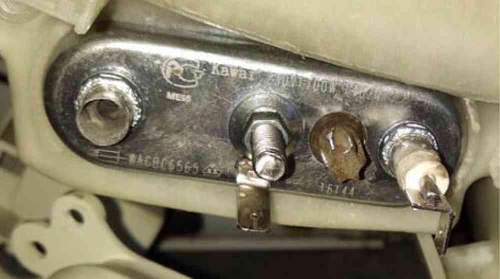 Термистор indesit