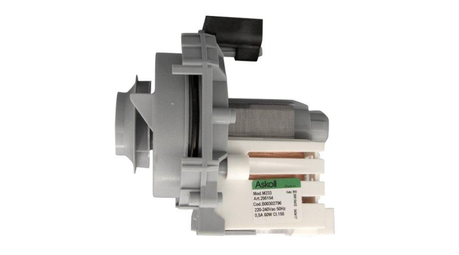 Циркуляционный насос 302488 стиральной машины Indesit 1