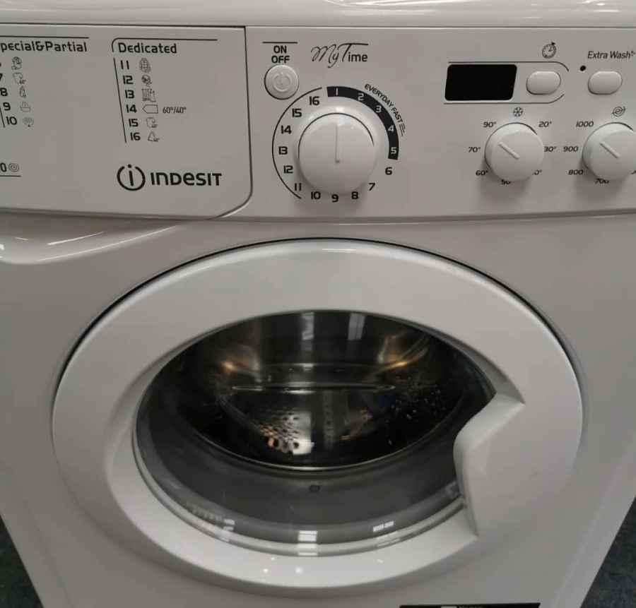 Люк стиральной машины Indesit