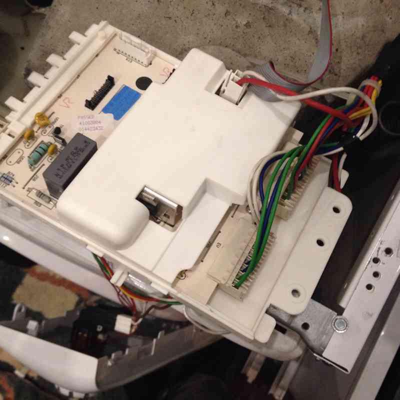 Модуль управления стиральной машины Candy