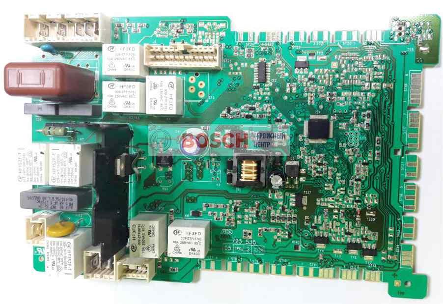Плата управления стиральной машины Bosch
