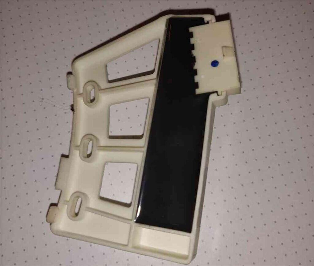 Блок управления стиральной машины LG