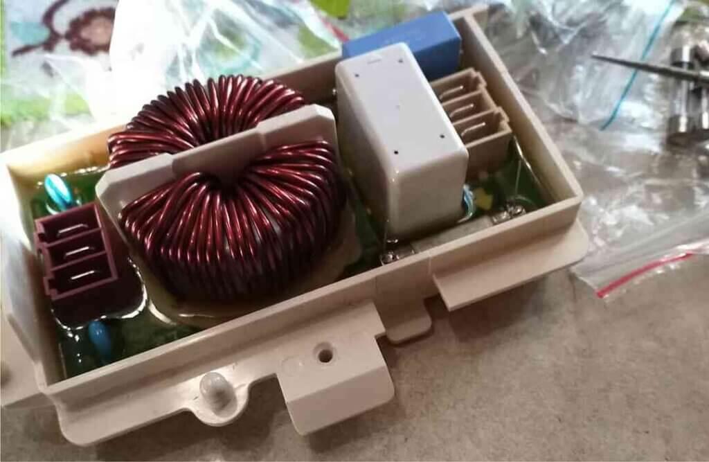 Фильтр помех стиральной машины LG